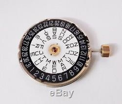 100% Rare Rado Automatic Silver Movement 2836, 25 Jewels, Swiss Made mens