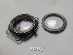 1950's Vintage 3646 Radiomir PVD coating case kits for Watch Project