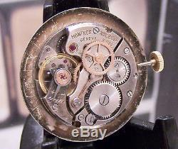 1960's GENUINE ROLEX CAL 1215 PRECISION MOVEMENT DIAL HANDS ROLEX CROWN & STEM
