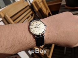 1960s Omega Genève 135.011 (Seamaster 600) cal. 601