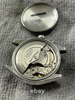 1967 And 1970 4006 Vintage Seiko bell-Matics Auto Alarm Watches For parts/Repair