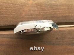 2 Rare Vintage Watches Certina Q Quartz For Parts Or Repair