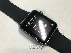 2 Units Apple Watch Series 1 and iPad mini 2 Wifi 42mm Space Gray Silver