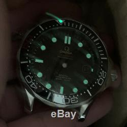 2019 new edition 007 50 years james bond watch case seamaster cse for 2824