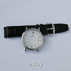 2watch repair parts Portofino watch case kit fit eta 2824 2892 movement 40mm