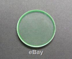 3 Sapphire Watch Crystal For Rolex Milgauss Green 116400, 116400gv #1 Part