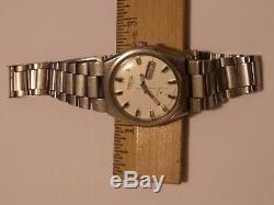 3 Watch Lot Seiko Automatic 21 Jewels, Gruen 17 Jewels, & Seiko Automatic 17