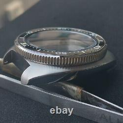 316L Steel Watch Case with Ceramic Bezel Parts for SKX007/009 NH35A/NH36A Movement