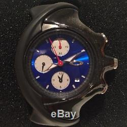3x OAKLEY Mens Analogue Wrist Watch (2x Detonator, 1x Crush) Broken Need Repair