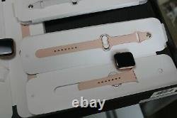 #7 Lot Of 5 Apple Watches Assorted Series 5-6 Soft Iss No Power Damg As Is