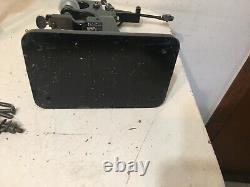 Antique Jewelers Watch Makers Machinist Mini Drill Press Parts