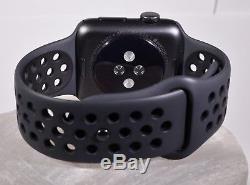 Apple Watch Nike+ Series 3 42mm Space Gray Aluminium Case (GPS)