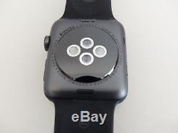 Apple Watch Series 2 42mm Aluminiumgehäuse Passwort ICLOUD SPERRE DEFEKT