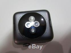 Apple Watch Series 2 42mm Aluminum Case locked