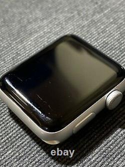 Apple Watch Series 3 42mm Space Gray Aluminium GPS + Cellular iCloud READ DESC