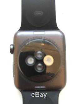 Apple Watch Series 3 42mm Space Grey (GPS + Cellular) Read Description