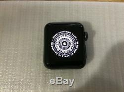 Apple Watch Series 3 Cellular Aluminum 38mm (3rd gen) icloud On PARTS ONLY