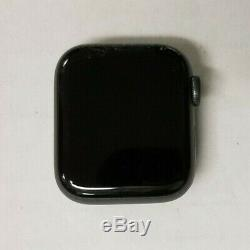 Apple Watch Series 4 40mm 16GB Cellular Gray Watch Only (Cracked, Cant Pair)