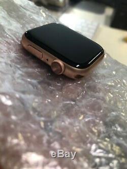 Apple Watch Series 4, 44 mm Gold Aluminum (GPS Cell), (read Detail)