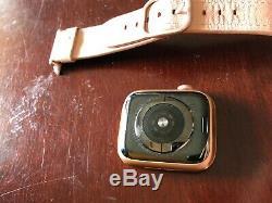 Apple Watch Series 4 44 mm Rose Pink A1978 (MU6C2LL/A) IC LOCKED