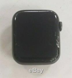 Apple Watch Series 4 Cellular 44mm 16GB Gray (Cracked, Fully Functional)