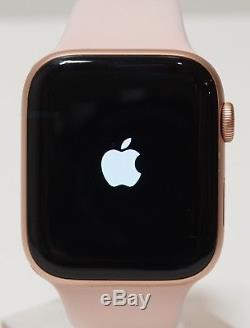 Apple Watch Series 4 Gold Aluminum Case 44mm (GPS + Cellular) READ LISTING