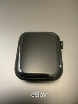 Apple Watch Series 5 44mm GPS+LTE Space Black Stainless Steel Case IC Lock