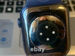 Apple Watch Series 6 GPS 44mm Blue