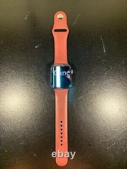 Apple watch series 4 44mm gps cellular Cracked