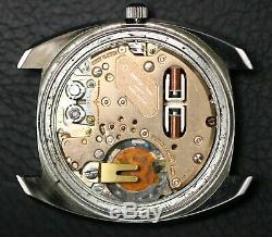 As-Is For Parts Omega Cal. 1250 Electronic 300hz Geneve Chronometer Swiss Watch