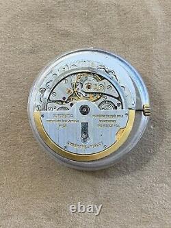 Audemars Piguet Caliber K-2120 Watch Movement Automátic For Parts Or Project