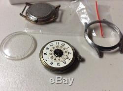 Benrus Direct Read Watches For Parts