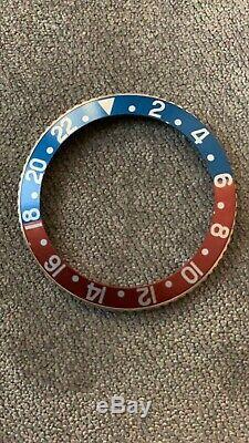Bezel for GMT 6542 Complete Set 4 Pieces