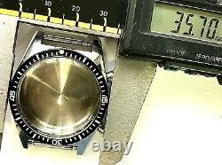 Boite boitier valjoux 72 n° 55458 1823 chronographe chronograph Uhrengecase 4