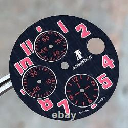 Brand New Audemars Piguet Royal Oak Off Shore Chronograph Black Dial ORIGINAL