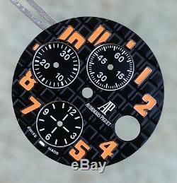 Brand New Audemars Piguet Royal Oak Off Shore Chronograph Orange Dial ORIGINAL