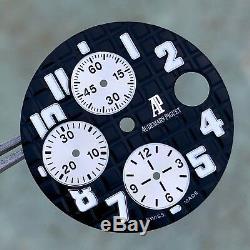 Brand New Audemars Piguet Royal Oak Off Shore Chronograph Panda Dial ORIGINAL