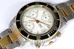 Bulova ETA 7750 chronograph watch for parts/restore