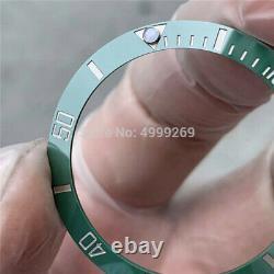 Ceramic Titanium Watch Bezel For Submariner Original 116610 Automatic Watch