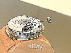 Chopard Mille Miglia Chronograph Watch Movement For Parts Swiss Made 37 Jewels