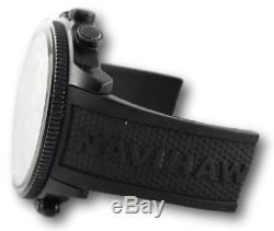 Citizen Eco Drive Navihawk Atomic Black Watch JY8035-04E Broken For Parts