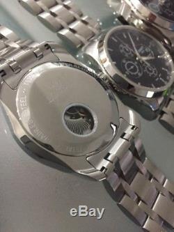 Dealers Joblot 3 Tissot Couturier Chronograph T035627a Automatic SPARES REPAIRS