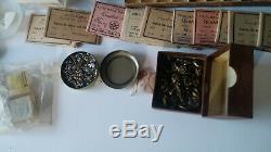 Ersatzteile für Armbanduhren, Kronen, Hebel und Ersatzteile für Seiko etc