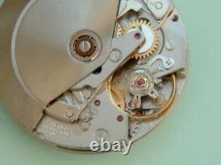 Eta Valjoux 7750 chronograph wristwatch movement 25 jewel new old stock