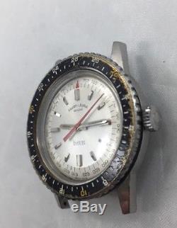 Favre Leuba Bivouac Barometer Altimeter 4U2 Fix Restore