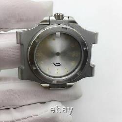 Fit eta 2824 st2130 movement watch parts case kit for 5711 NAUTILUS 316L STEEL