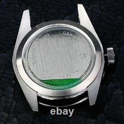 Fit eta 2824 st2130 movement watch parts case kit for black bay 40mm