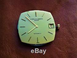 Gents 18ct Gold Vacheron & Constantin Automatic Cal K1121 Wrist Watch Runs