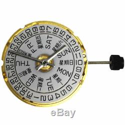 Genuine Atomatic Watch Movement Parts Replaced For ST2100 2836-2 chronoscope
