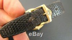 Genuine GUCCI 3000 Men's Vintage watch. Not working